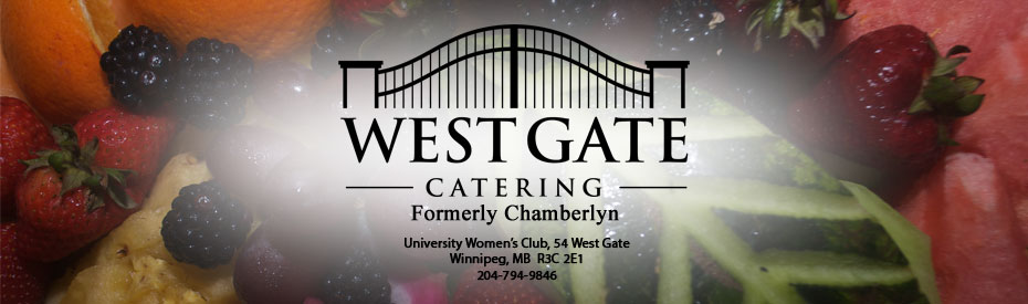 Catering in Winnipeg - Main Image